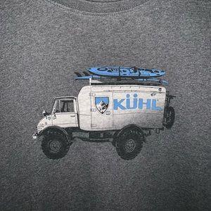 Men's Large Kühl T-shirt